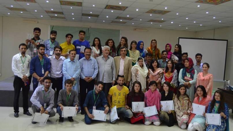 GBC Entrepreneurship Day celebrated in Islamabad