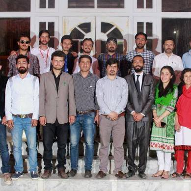 Annual convention of Hunza Students Federation held