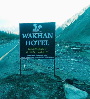 Govt to establish tent villages to facilitate tourists in Gilgit-Baltistan