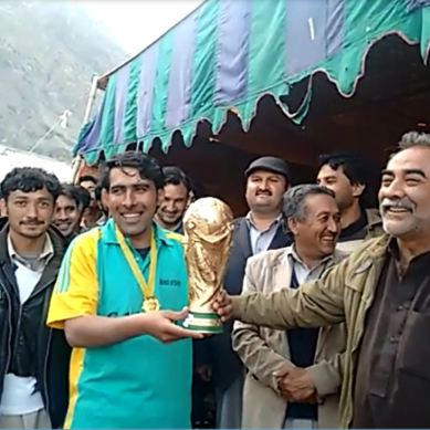 G1 Asko win All Shigar Spring Blossom Cricket Tournament