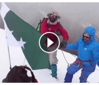 I climbed it first: Masooma Ali khokhar presents 'video proofs' to dispute Samar Khan's claim