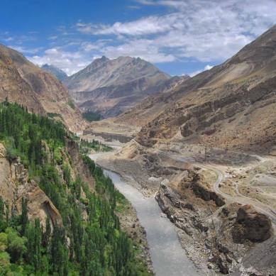 I want my Hunza back