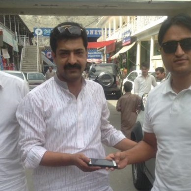 Good Samaritan from Shigar returns lost iPhone 7 to tourist from Islamabad