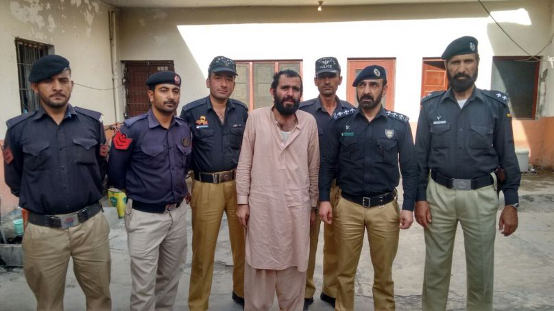 Gilgit Police arrests conman who defrauded former GB Chief Minister and Governor, among others