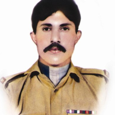 When his body was found, Lalak Jan had his AK-47 clinched to his chest