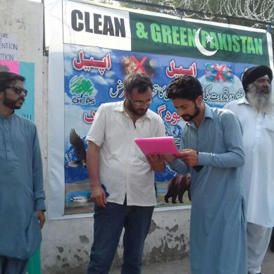 Activists call for banning fireworks in Shandur, keeping the plateau clean and green