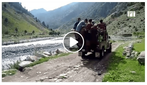 Residents of Kargah Valley complain about lack of facilities