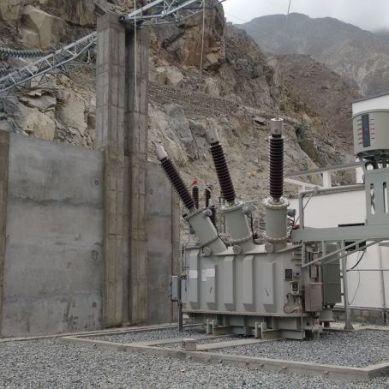 Gilgit without electricity after flood damages Naltar power houses' dams