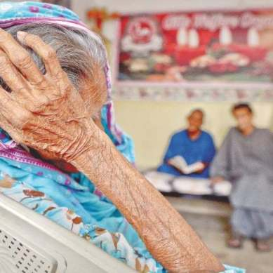 Old Age Homes: A Societal Ingratitude