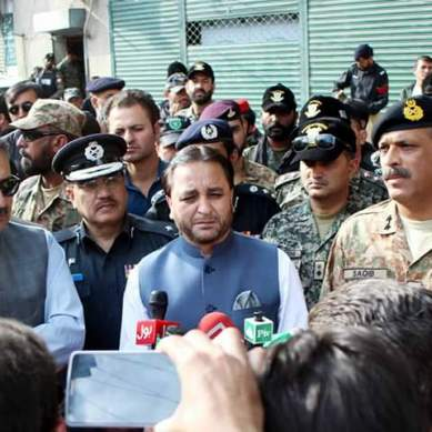CM, Force Commander reviewed Muharram security in Gilgit