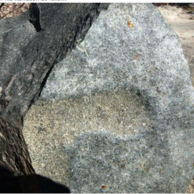 Buddha's Footprint Discovered In A Remote Village Of Gilgit-Baltistan, Pakistan?