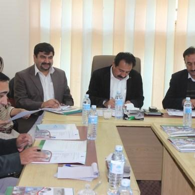 KADO holds board meeting in Hunza