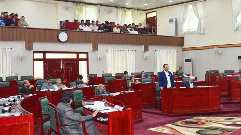 Gilgit-Baltistan legislators demand appointment of meritorious local judges, officials in regional courts