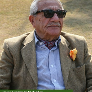 Remembering GB Liberation War Hero Group Captain (r) Shah Khan