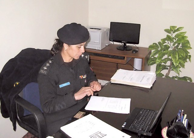 Gilgit-Baltistan gets first ever woman SP