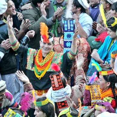 Kalash celebrate Chatar Mas to welcome winter