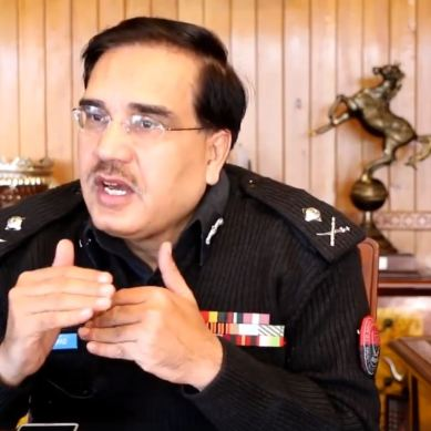 There were elements in Gilgit-Baltistan being funded from abroad, IGP