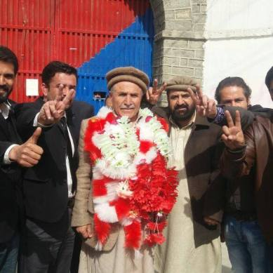 Advocate Ehsan Ali released on bail