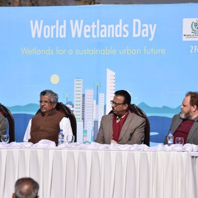 Advocacy event held to raise awareness about urban wetlands