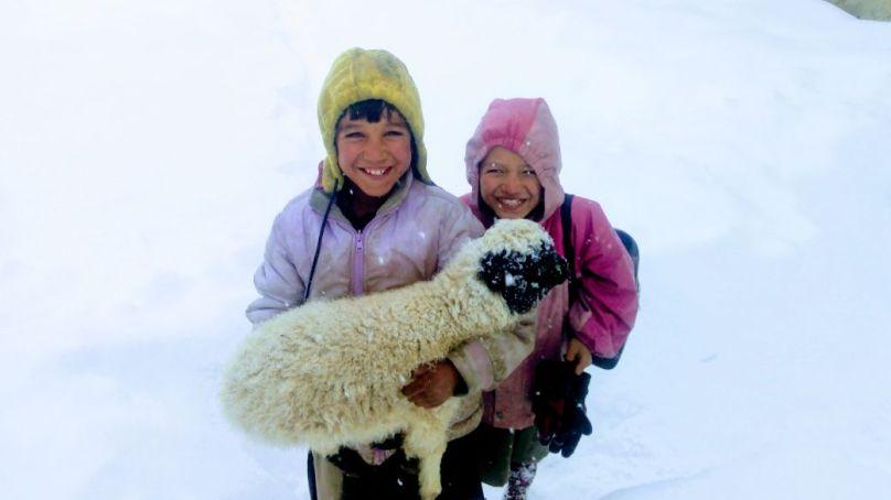 Photo Feature: Winter in Arandu valley, Shigar