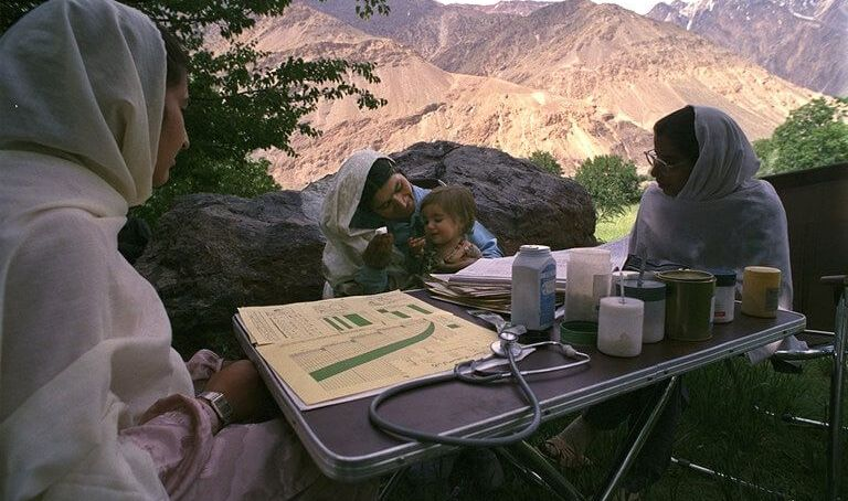 The Changing Nature of Health Care in Pakistan