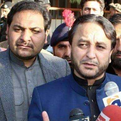 Chief Minister removes Faizullah Faraq as Spokesman, constitutes committee to investigation corruption allegations