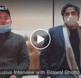 [Exclusive] Pamir Times Interview with Bilawal Bhutto regarding Gilgit-Baltistan