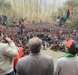 Bilawal's Gilgit-Baltsitan Campaign