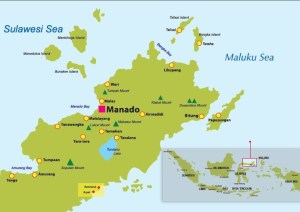 Minahasa Adventure Tour