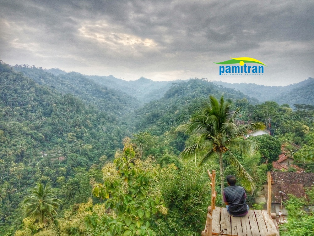 Find and Discover Landscape in Yogyakarta with Pamitran Tours