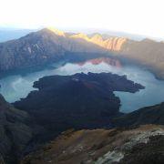 Rinjani Crater