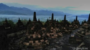 Sunrise Borobudur Temple and exclusive Coffee Plantation