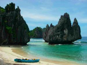 Amazing Beach in Raja Ampat