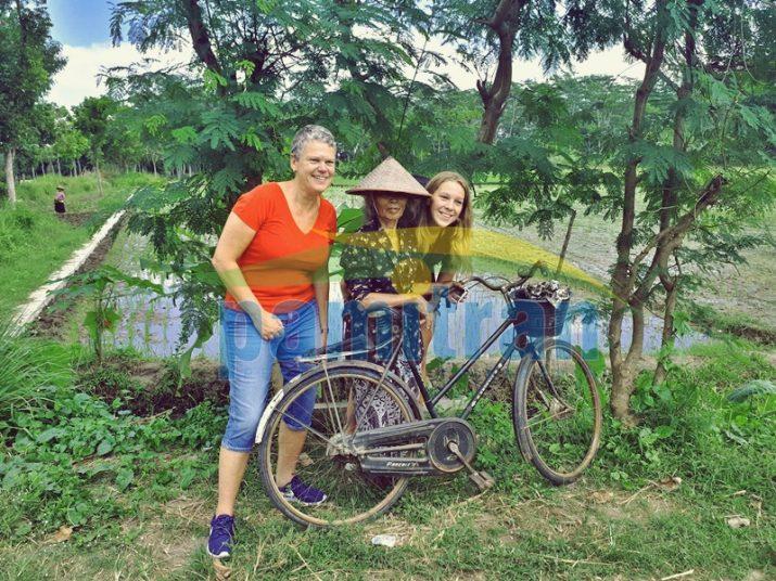 Yogya cycling tours