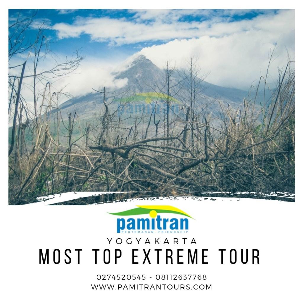 Most Top Extreme Tour Yogyakarta