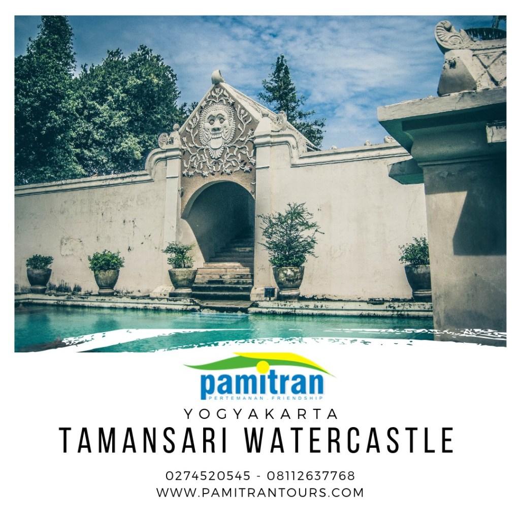 Taman Sari Water Castle Yogyakarta