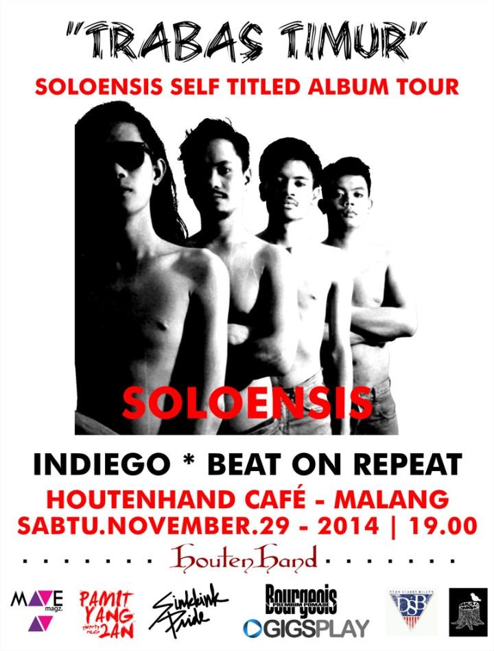 SOLOENSIS TOUR edit