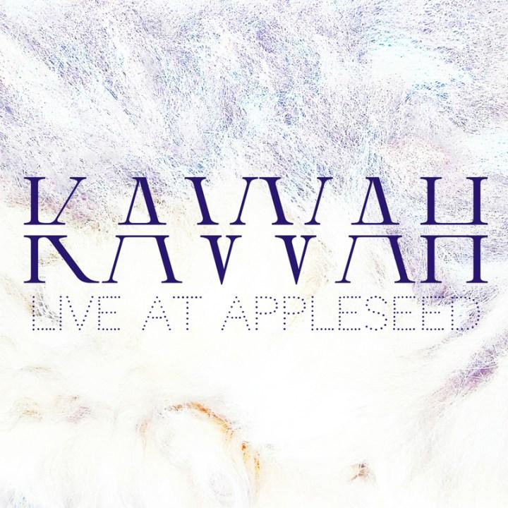 KAVVAH cd sleeve (front)