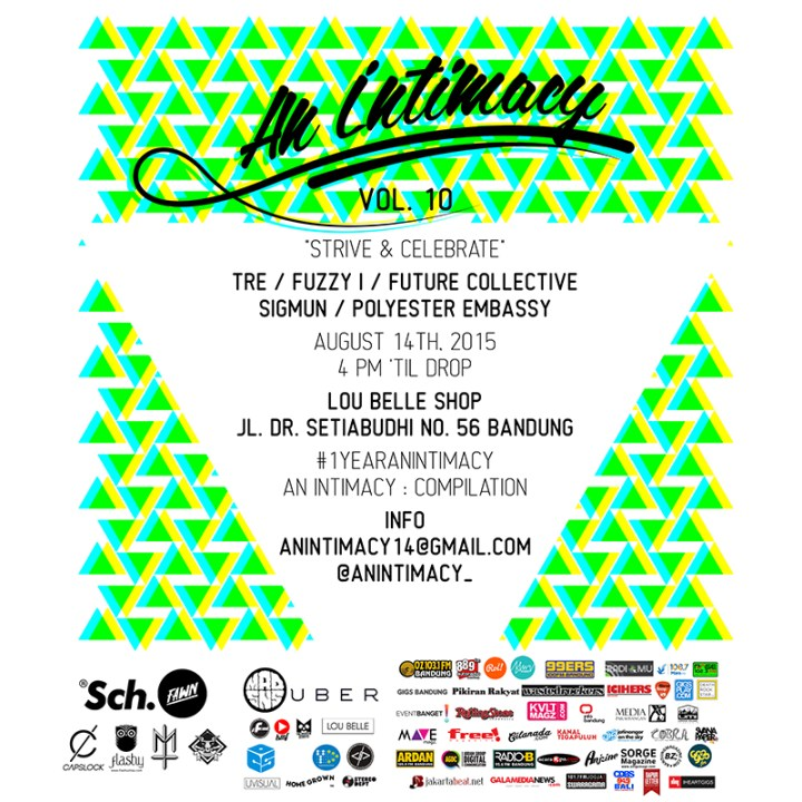 Poster An Intimacy Vol. 10