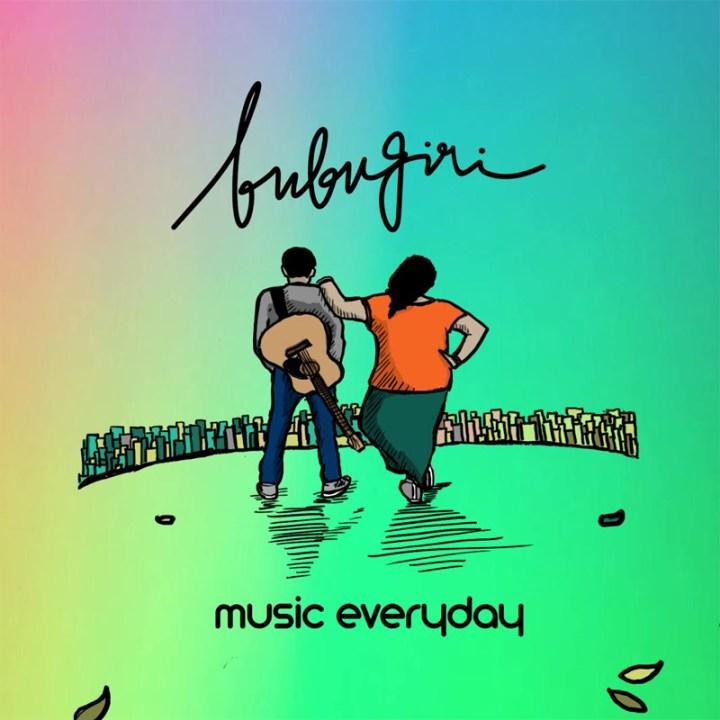 Cover Album Bubugiri - Music Everyday