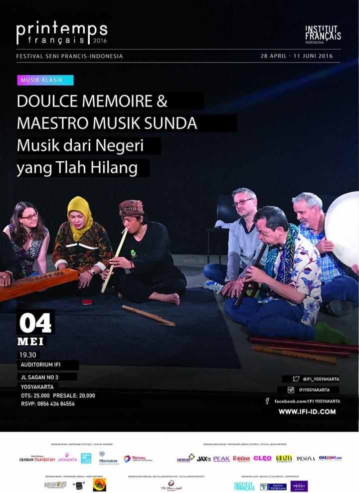 3 - Dulce Memoire