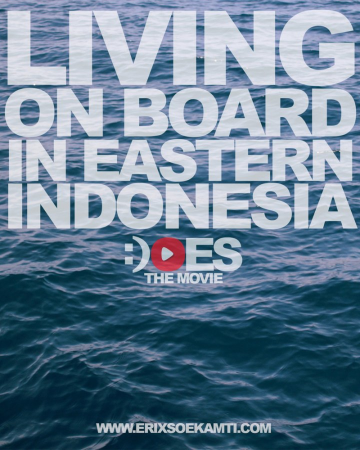 [poster] Living On Board In Eastern Indonesia
