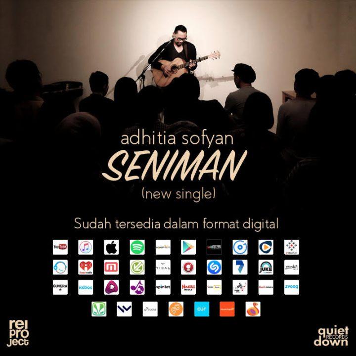 Adhitia Sofyan Seniman e-Flyer Digital Store