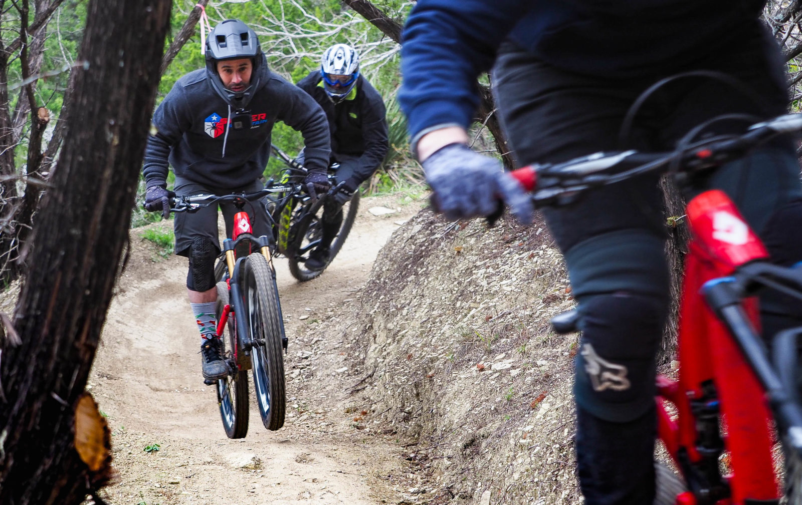 Used means it's had some wear and tear, so be wary. Spider Mountain Bike Park Suspends Operations During Pandemic Pam Leblanc Adventures