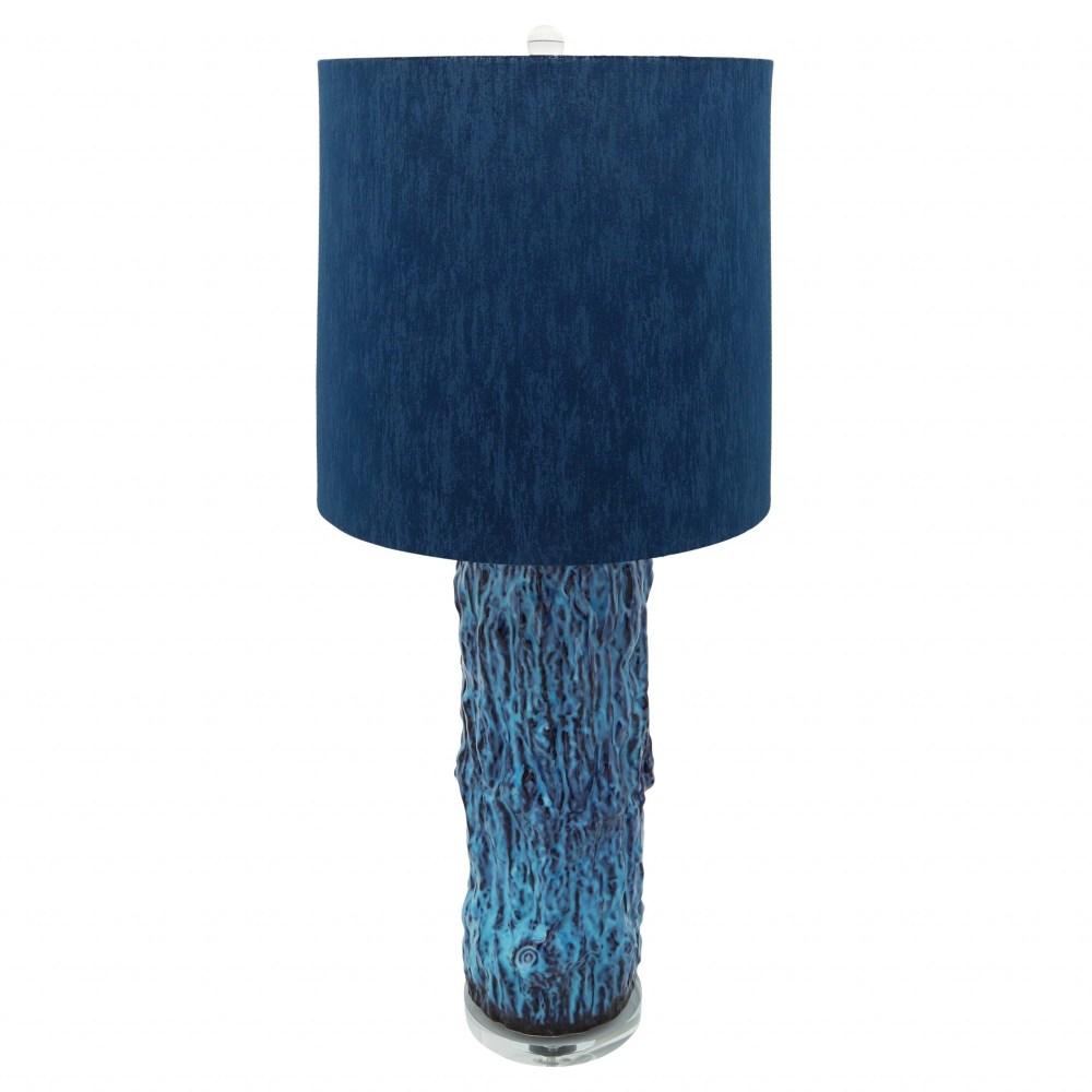 Balsa Table Lamp