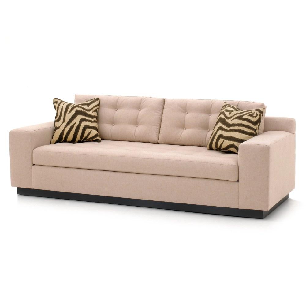 High Point Padded Sofa