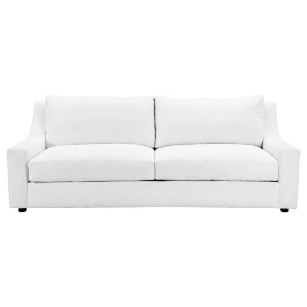 Majorca White Sofa