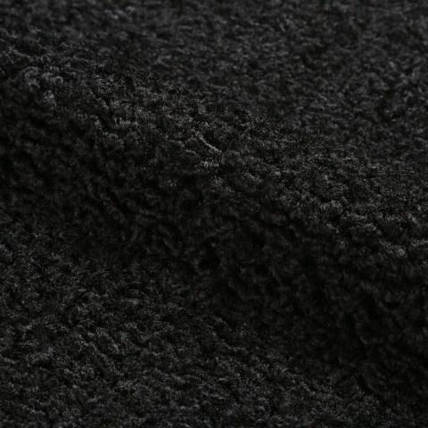 Sheepskin Black [100% polyester]