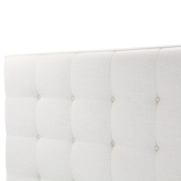 Jazmine Upholstered Padded Bed Frame