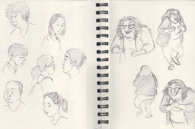 China Sketchbook-1